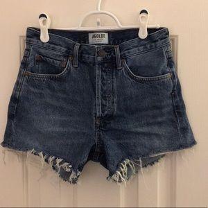 AGOLDE Micah Denim Shorts - Avail
